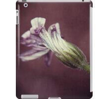 Osteospermum Macro iPad Case/Skin