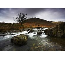 Hardknott Pass - Lake District Photographic Print