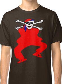 ★ټPirate Skull Style Hilarious Clothing & Stickersټ★ Classic T-Shirt