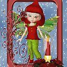 Christmas Elf by LoneAngel