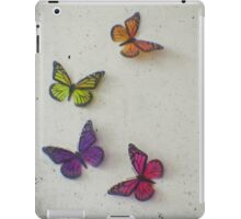 Oh to be a Butterfly iPad Case/Skin