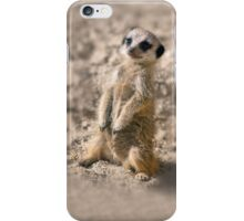 Sentry-in-Training iPhone & iPod Case iPhone Case/Skin