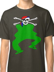 ★ټPirate Skull Style Hilarious Clothing & Stickersټ★ Classic T-Shirt
