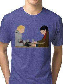The Labyrinth of Gedref Version 2 Tri-blend T-Shirt