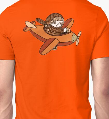 Elenors Empennage (Edinburgh Castle) Unisex T-Shirt