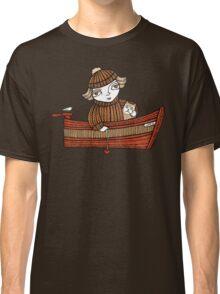 Dawn & Dinky (Dunbar Harbour) Classic T-Shirt