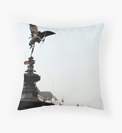 eros Throw Pillow