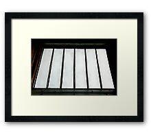 untitled #50 Framed Print
