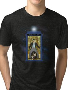 Whodam Style Tri-blend T-Shirt