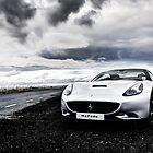 Ferrari California Front by ademcfade