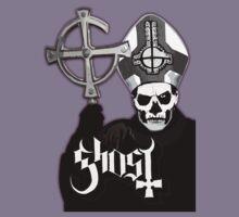 Ghost B.C. - Papa Emeritus II Kids Tee