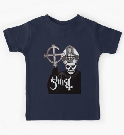 Ghost B.C. - Papa Emeritus II Kids Tee