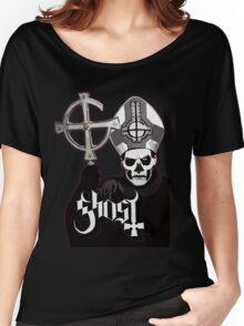 Ghost B.C. - Papa Emeritus II Women's Relaxed Fit T-Shirt