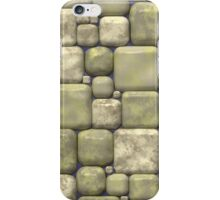 Smooth Square Tiles iPhone Case/Skin