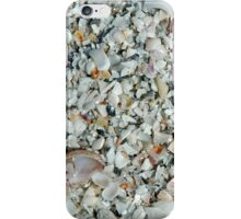 Shells Becoming Sand iPhone Case/Skin