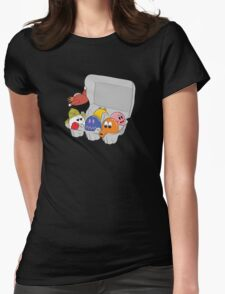 One Bad Egg Womens Fitted T-Shirt