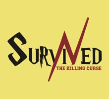 SURVIVED THE KILLING CURSE (first version) by freakysteve