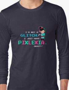 Pixlexia Long Sleeve T-Shirt