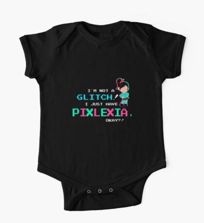 Pixlexia One Piece - Short Sleeve