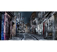 Night in the Shambles York Photographic Print