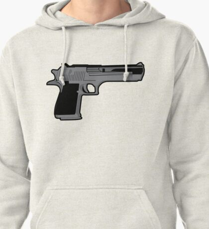 gun Pullover Hoodie