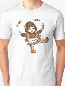 Fern's Fun at the Fringe (Tee) Unisex T-Shirt