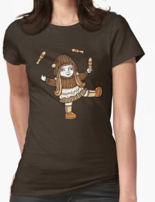 Fern's Fun at the Fringe (Tee) Womens Fitted T-Shirt