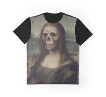 THE SECRET OF MONA LISA Graphic T-Shirt