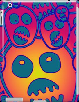 The Mighty Boosh by eyevoodoo