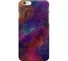 Northern Lights Abstract iPhone Case/Skin