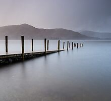 Ashness Jetty by Allan  England