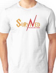 SURVIVED THE KILLING CURSE (second version) Unisex T-Shirt