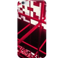 Red Structure [ iPad / iPod / iPhone Case ] iPhone Case/Skin