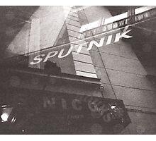 Sputnik Photographic Print