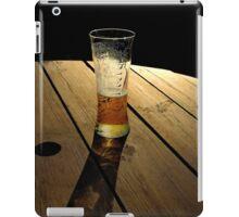 Long Tall Glass. iPad Case/Skin