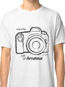 Amateur Photographer Classic T-Shirt