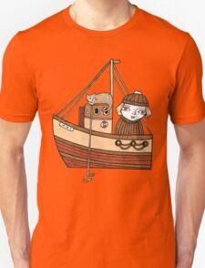 Pam & Pinky (Port Seton) T-Shirt