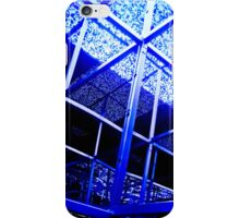 Blue Structure [ iPad / iPod / iPhone Case ] iPhone Case/Skin