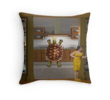 You NEVER said anything about a crockpot.......you said you wanted a slow cooker!! Throw Pillow