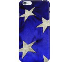 Stars on Field of Blue iPhone Case/Skin
