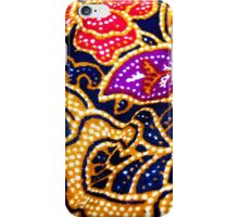 Colorful Paisley Floral iPhone Case/Skin
