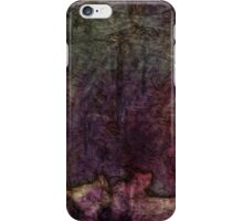 Bones in Cave Abstract iPhone Case/Skin