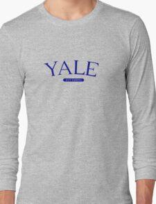 YALE Long Sleeve T-Shirt