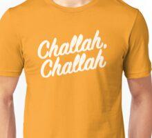 Challah, Challah! Handlettering Unisex T-Shirt