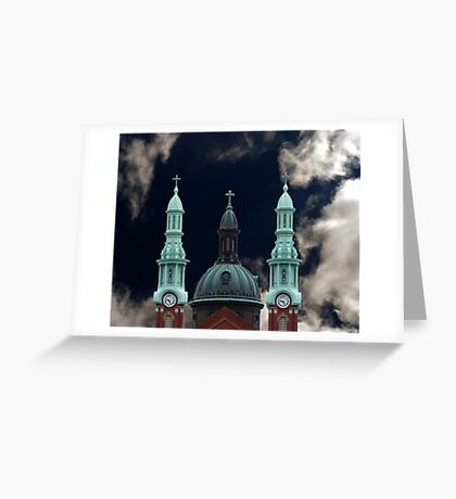 Mother of God Church Ky Greeting Card