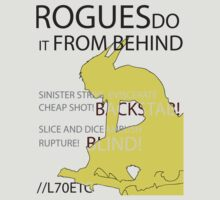 Rework WORLD OF WARCRAFT | L70ETC - Rogues Do It From Behind by ReiDreambinder