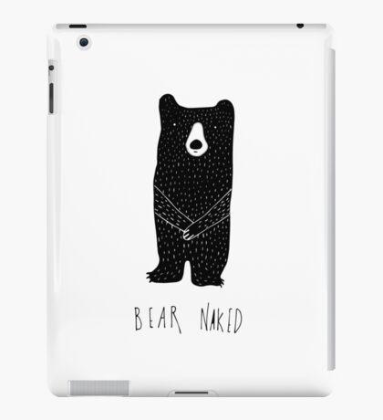 Bear Naked iPad Case/Skin