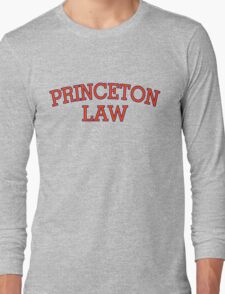 Princeton Law Long Sleeve T-Shirt