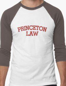 Princeton Law Men's Baseball ¾ T-Shirt