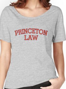 Princeton Law Women's Relaxed Fit T-Shirt